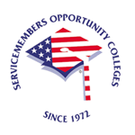 Servicemembers Opportunity Colleges logo