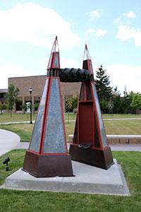 Portalsculpture
