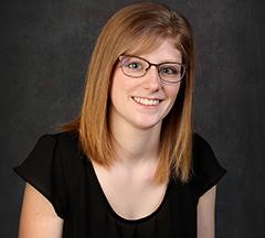 portrait of student Karrie Buehner