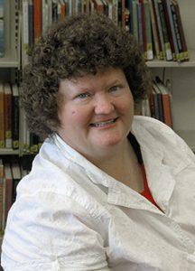 portrait of Lora Baldwin