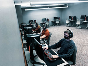 IU East is adding varsity esports at the start of the 2021 academic year.
