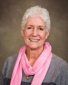 Chancellor Kathy Girten official portrait photo