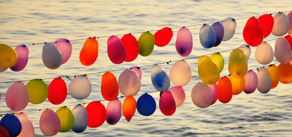 """Balloons"" by G. Barbiani, CC 2.0"